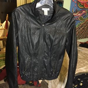 leather jacket, name your price